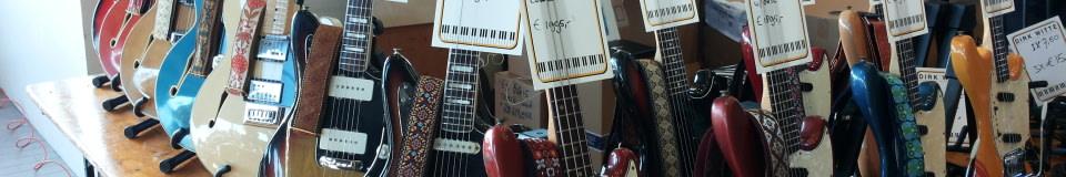Dirk Witte Musical Instruments