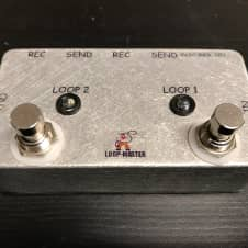 Loop Master True Bypass 2 loop box with LED 2015