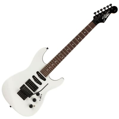 Fender Limited Edition HM Strat - RW - Bright White for sale