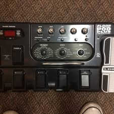 Line 6 Floor Pod Plus 2010 Black
