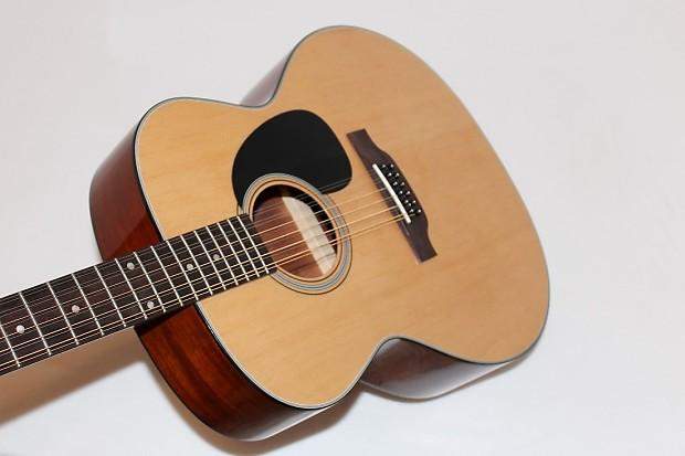 blueridge br 40 12 12 string jumbo acoustic guitar reverb. Black Bedroom Furniture Sets. Home Design Ideas