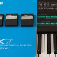 Data  Cartdrige  Yamaha  Dx7 Vrc-104 Percussion Group