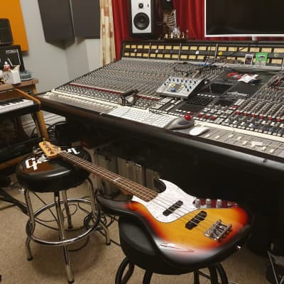 ESP J-Four Jazz Bass MIJ Premium 4 String Made In Japan Tobacco Sunburst Fender Style Japanese for sale
