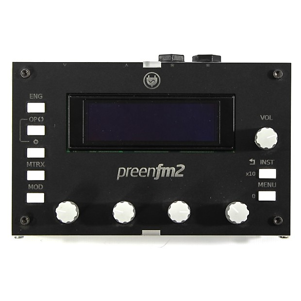 PreenFM2 Digital FM Multitimbral Synthesizer