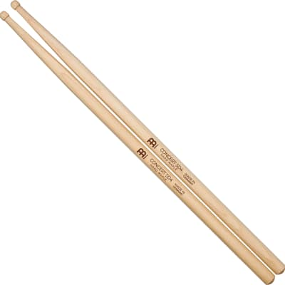 Meinl SB115 Concert SD4 Drumstick, Barrel Wood Tip