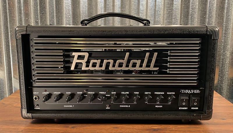 Randall Thrasher 50 Watt Tube Guitar Head Amplifier B Stock