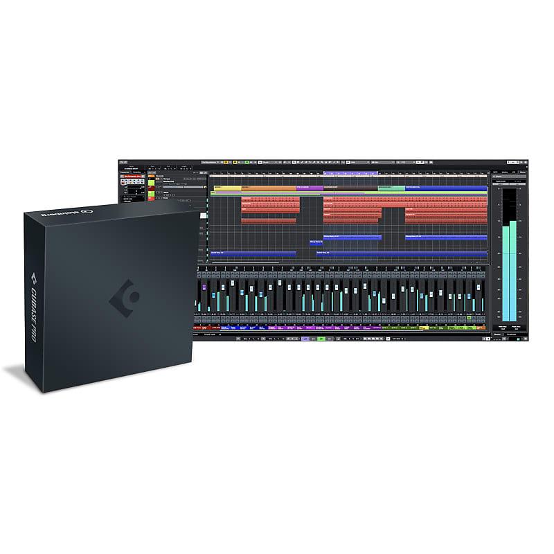 Steinberg Cubase Pro 10 Audio/MIDI Recording Software (Educational)
