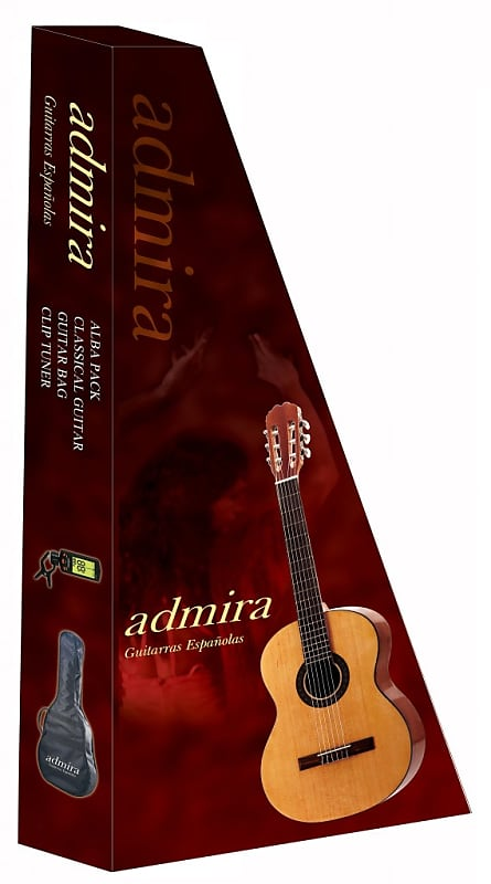 Admira Alba 4//4 Classical Guitar