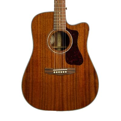 Guild D-120CE Acoustic-Electric Guitar Natural with Case - G1185640 for sale