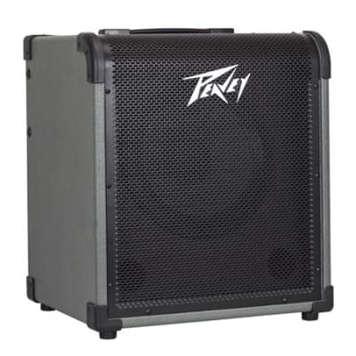 Peavey MAX 100 Bass Guitar Amplifier Combo 10in 100 Watts