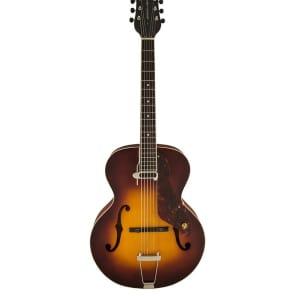 Gretsch G9555 New Yorker Archtop Acoustic-Electric Guitar - Vintage Sunburst for sale