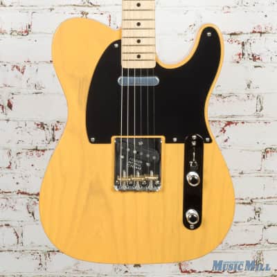 New B-Stock Fender American Original '50s Telecaster Electric Guitar Butterscotch Blonde 2446