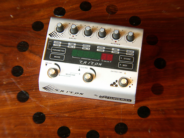 Wavebox Triton   Mythology Line   Delay & Reverb   Stereo   Midi   Free UPS