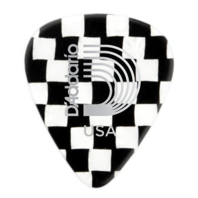 Planet Waves 1CCB4-10 Celluloid Guitar Picks  - Medium  (10-Pack)
