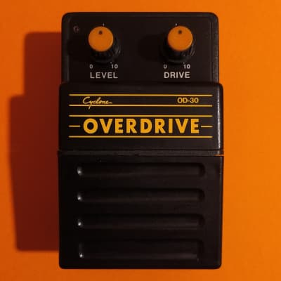 Cyclone OD-30 Overdrive - same as the Loco Box OD-01 - made in Japan