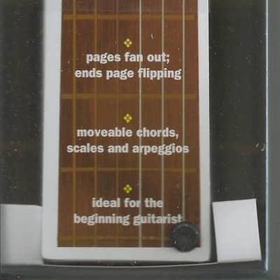 The Guitar Chord Deck