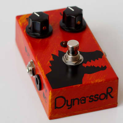 JAM Pedals Dyna-ssoR Compressor *Free Shipping in the USA*