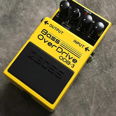 Boss Odb-3 / Bass Overdrive