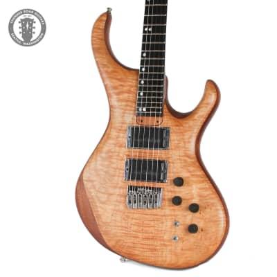 Recent Hanewinckel Electric Guitar in Natural for sale