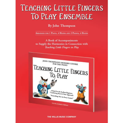 Teaching Little Fingers to Play Ensemble: Optional Accompaniments for the TLF Method