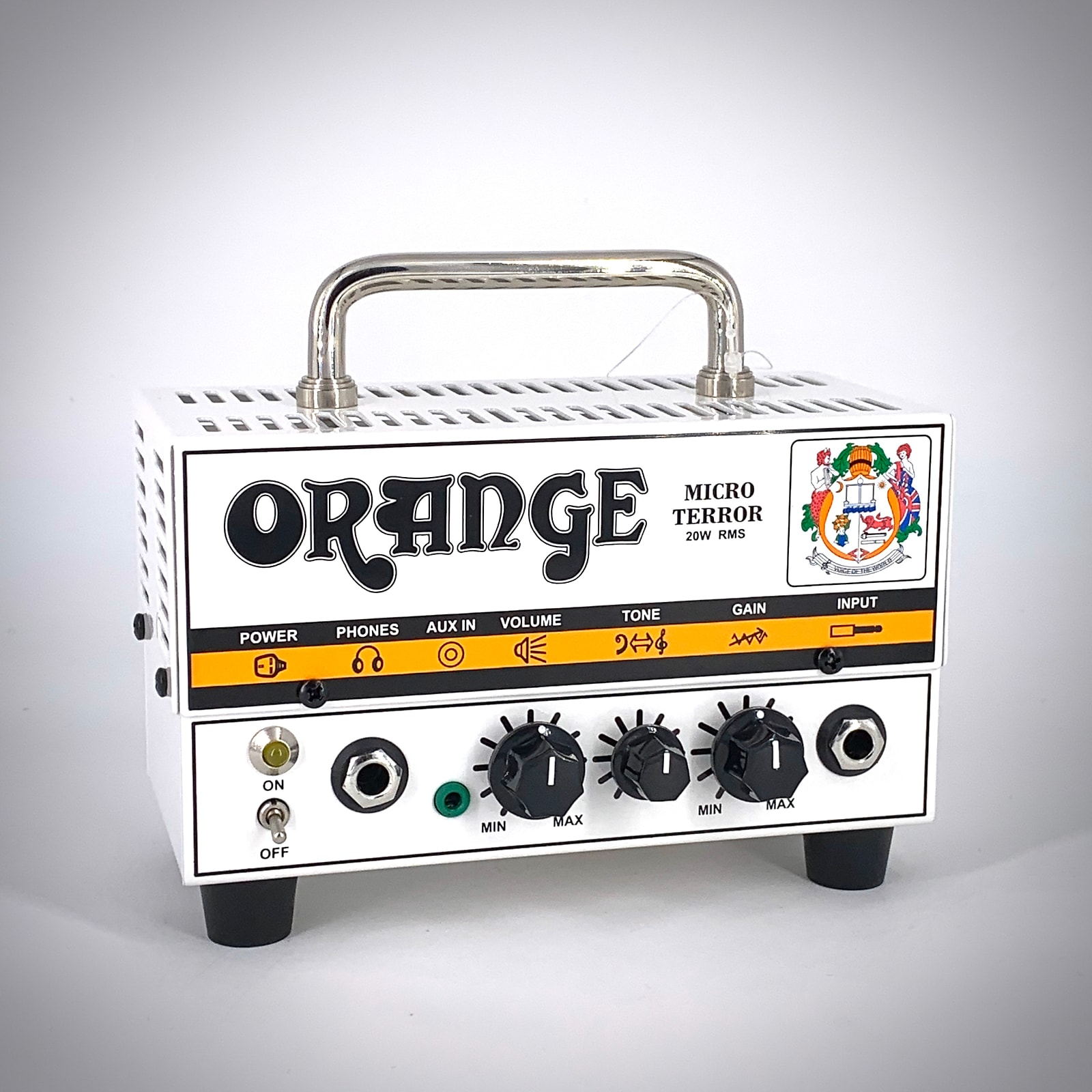 NEW Orange Micro Terror MT20