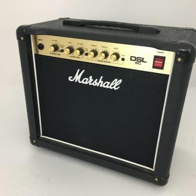 Used Marshall DSL5C Tube Guitar Amplifier