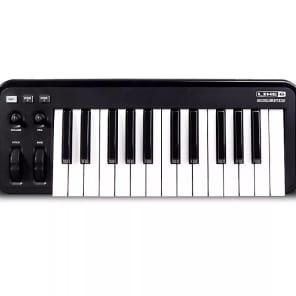 Line 6 Mobile Keys 25 MIDI Keyboard Controller Black