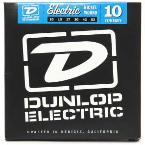 Dunlop DEN1052 Nickel-Plated Steel Electric Guitar Strings - Light Top Heavy Bottom (10-52)
