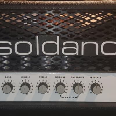 Soldano SLO-100 Head for sale