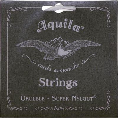 Aquila Super Nylgut Ukulele Strings - 100U Soprano High G