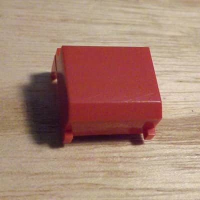 Korg DW 6000 parts / RED panel button