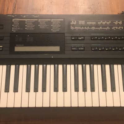 Yamaha DX7 RUSH Geddy Lee | Reverb