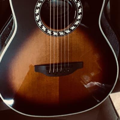 Ovation Custom Shop 2714LTD-VIP Folklore Westerngitarre for sale