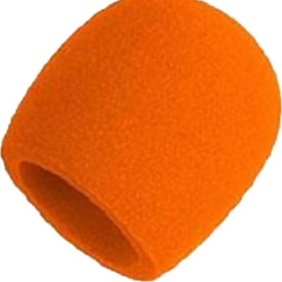 Hamilton Foam Microphone Windscreen Cover - Orange