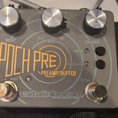 Catalinbread Epoch Pre PreAmp and Buffer