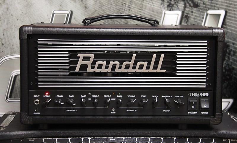 Randall Thrasher 50 Head - brand new / warranty!