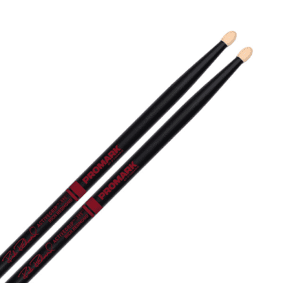 Pro-Mark Rich Redmond ActiveGrip 595 Hickory Oval Wood Tip