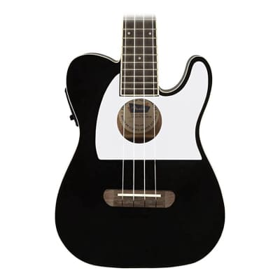 Fender Fullerton Telecaster Ukulele - Black