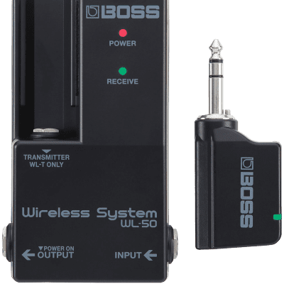 boss wl 50 wireless pedal board system 2018 reverb. Black Bedroom Furniture Sets. Home Design Ideas