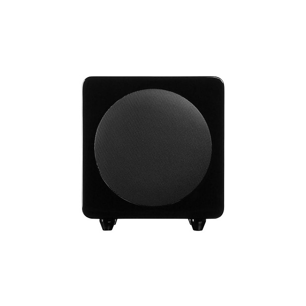 Kanto SUB8 8-inch Powered Subwoofer (Gloss Black)