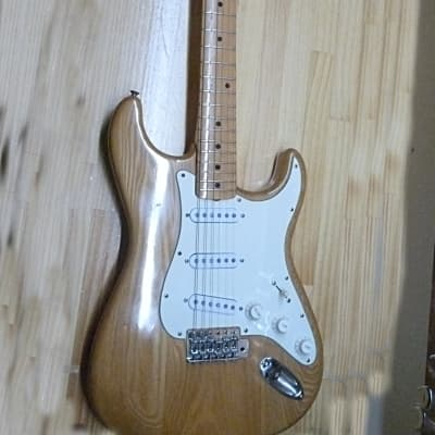 Greco Super Sounds Stratocaster 1975 Natural. - FREE Shipping to the US. See notes for details. for sale