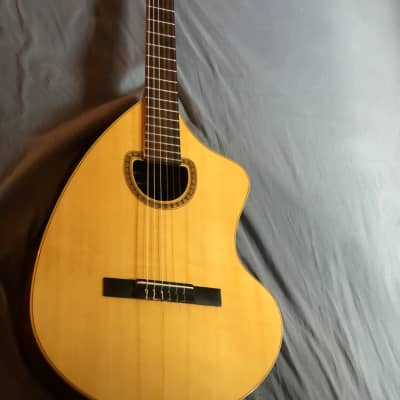 Giannini  Crayviola  1970s Natural Original case for sale