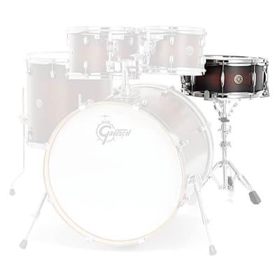 Gretsch Catalina Maple 5.5x14 Snare Drum Sat Dark Cherry Burst