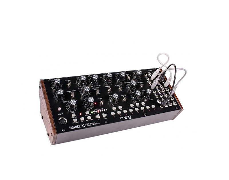 moog mother 32 tabletop semi modular synthesizer jaanashop reverb. Black Bedroom Furniture Sets. Home Design Ideas