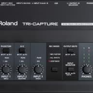 Roland TRI-CAPTURE USB Audio Interface  (UA-33)