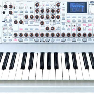 KORG RADIAS Keyboard Bundle / Modeling Synthesizer & Vocoder