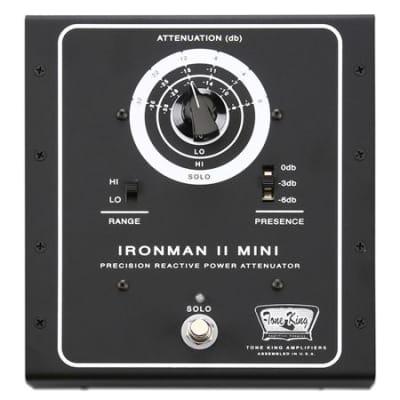 Tone King Iron Man II Mini 30 Watt Attenuator