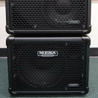 Mesa Boogie Subway D-800+ / 112 / 210 Stack