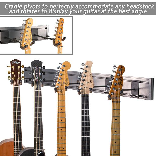 string swing silver 5 instrument hanger system sw5rl s k usa reverb. Black Bedroom Furniture Sets. Home Design Ideas