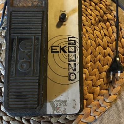 Eko Sound Leslie/rotary/phase/trem simulator 1970s extremely rare!
